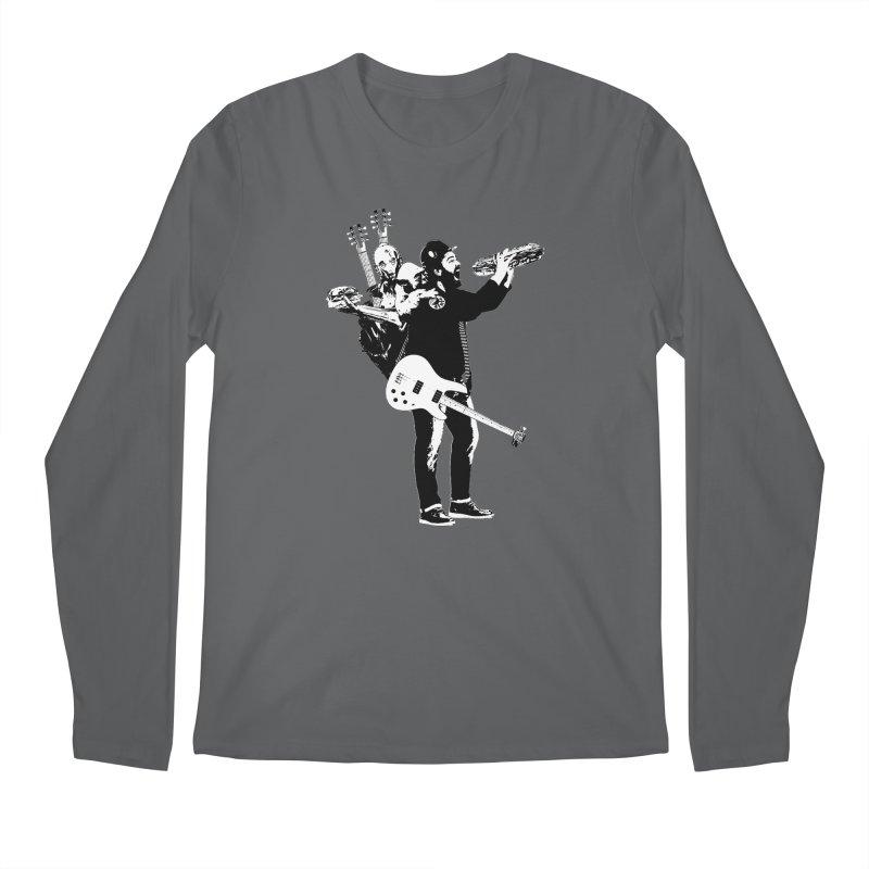 Tall Chris Men's Regular Longsleeve T-Shirt by Chris Williams' Artist Shop