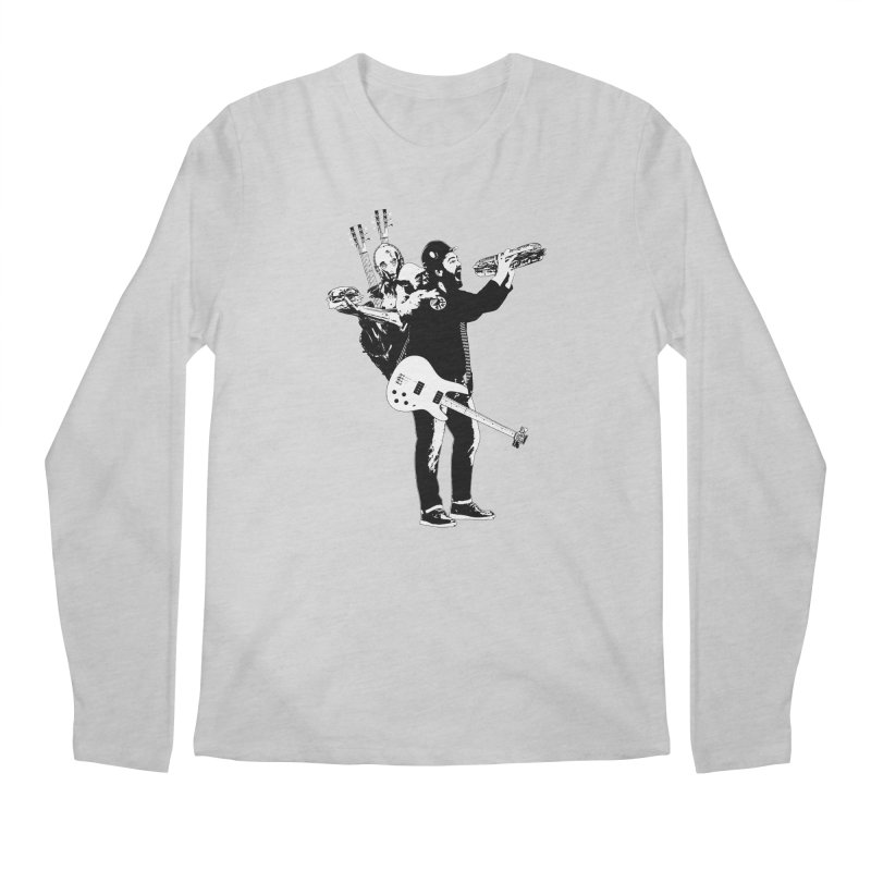 Tall Chris Men's Regular Longsleeve T-Shirt by Chris Williams' Artist Shop