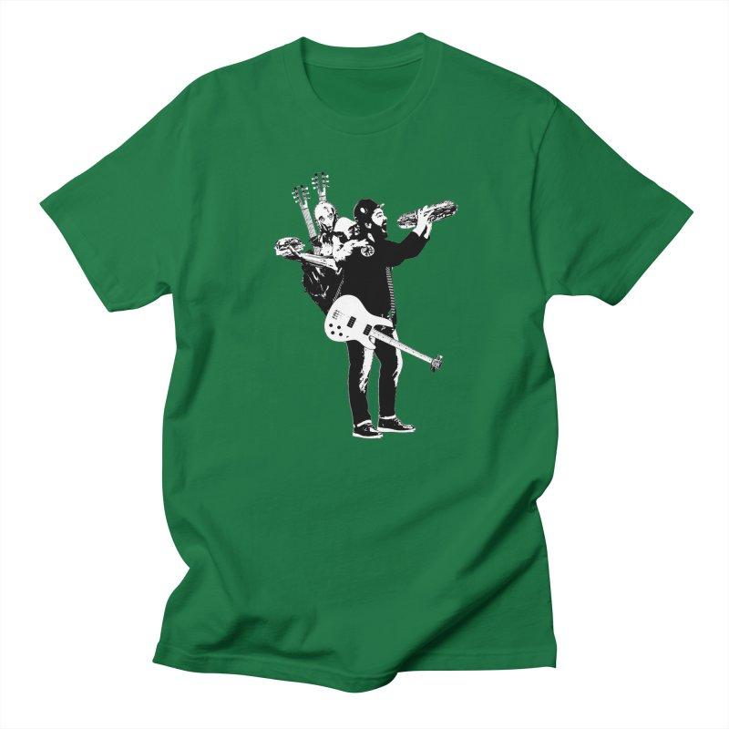 Tall Chris Women's Regular Unisex T-Shirt by Chris Williams' Artist Shop