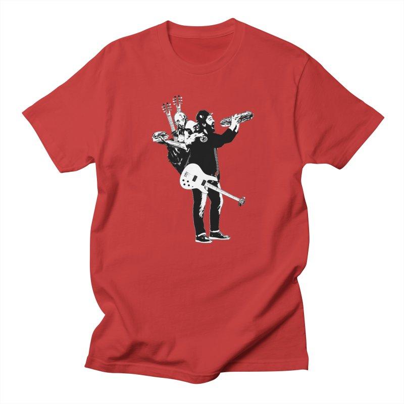Tall Chris Men's Regular T-Shirt by Chris Williams' Artist Shop