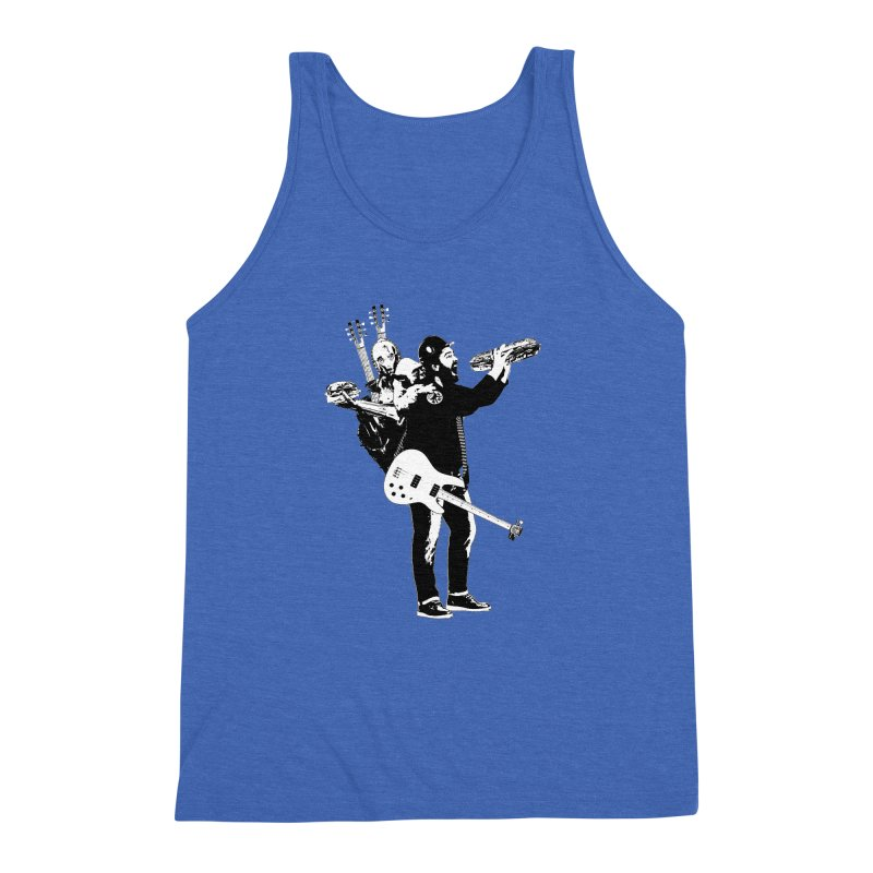 Tall Chris Men's Triblend Tank by Chris Williams' Artist Shop