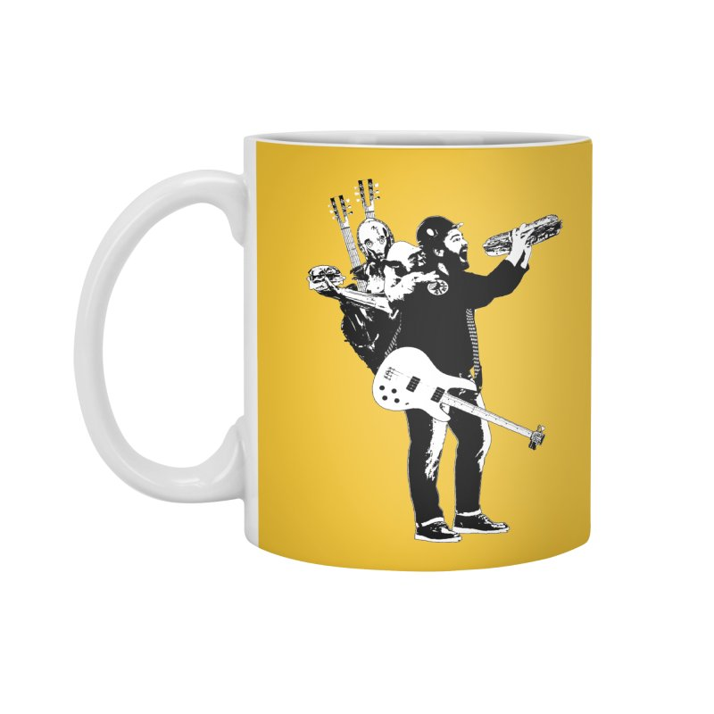 Tall Chris Accessories Standard Mug by Chris Williams' Artist Shop