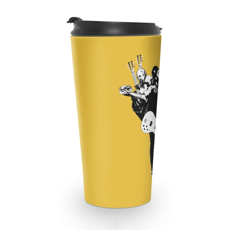 Tall Chris Accessories Travel Mug by Chris Williams' Artist Shop