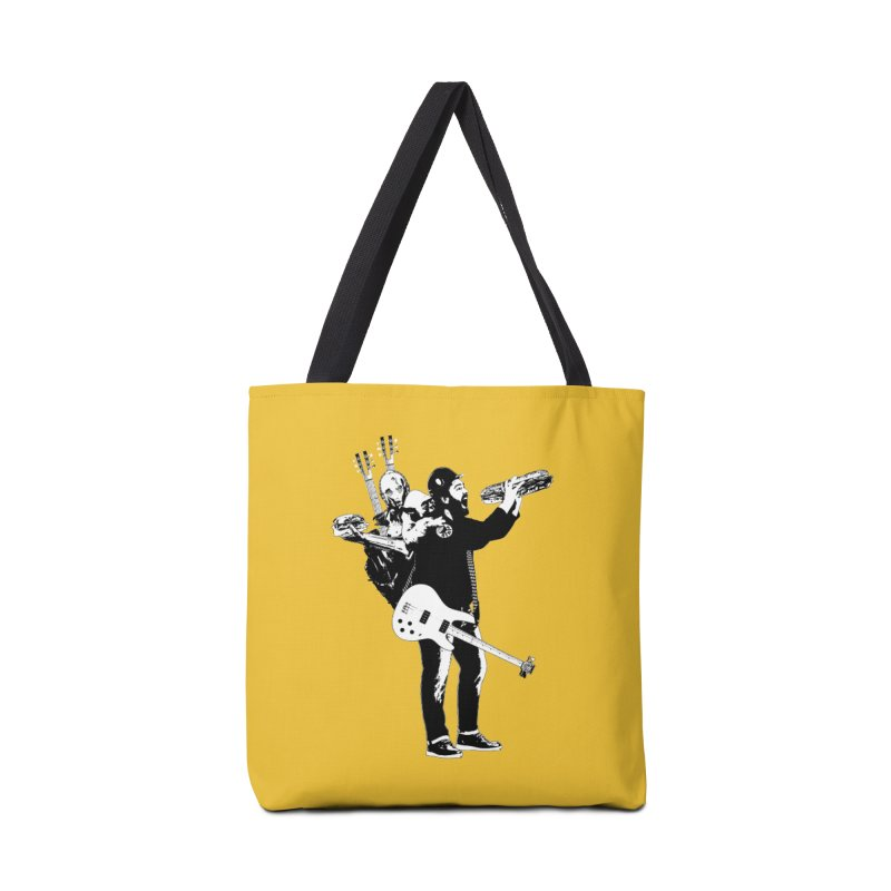 Tall Chris Accessories Tote Bag Bag by Chris Williams' Artist Shop