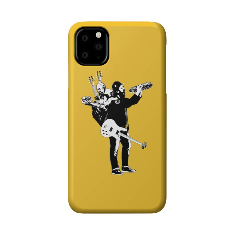 Tall Chris Accessories Phone Case by Chris Williams' Artist Shop