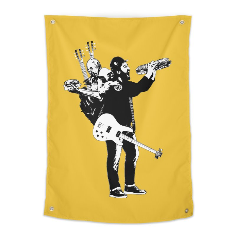 Tall Chris Home Tapestry by Chris Williams' Artist Shop