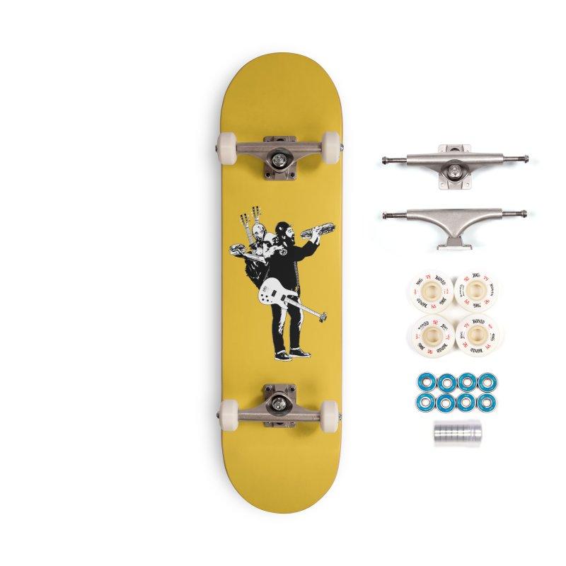Tall Chris Accessories Complete - Premium Skateboard by Chris Williams' Artist Shop