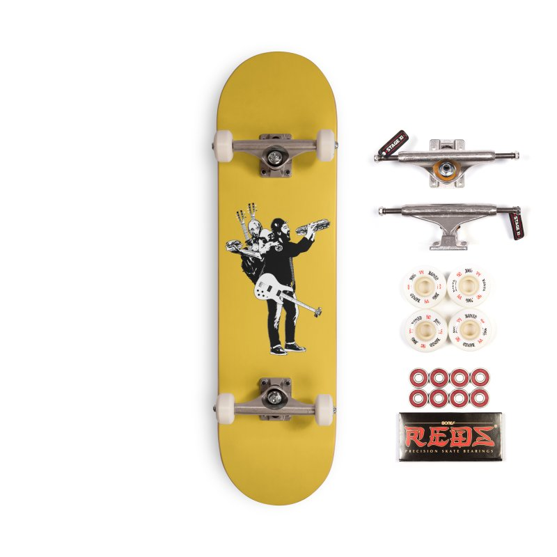Tall Chris Accessories Complete - Pro Skateboard by Chris Williams' Artist Shop