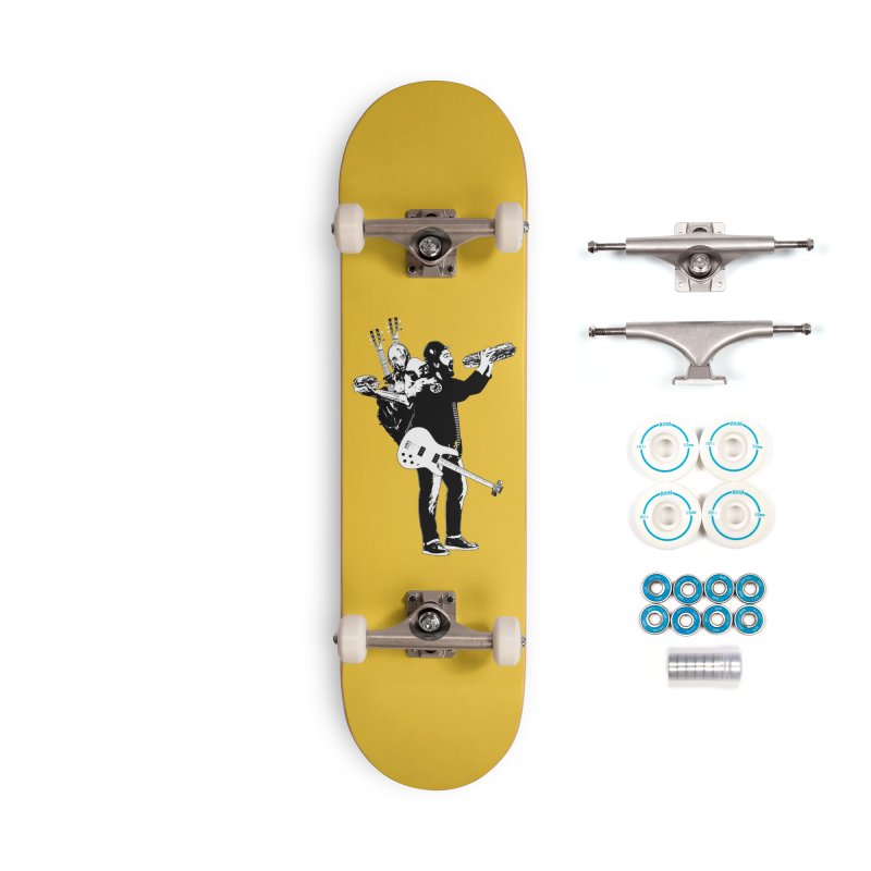 Tall Chris Accessories Complete - Basic Skateboard by Chris Williams' Artist Shop