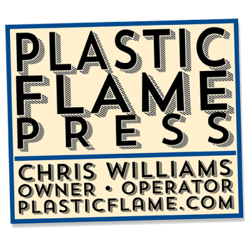 Chris Williams' Artist Shop Logo