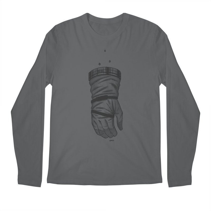 Infinity Glove Men's Longsleeve T-Shirt by Chuck Pavoni