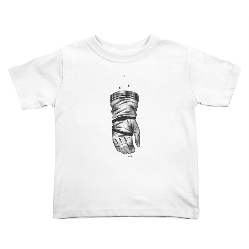 Infinity Glove Kids Toddler T-Shirt by Chuck Pavoni