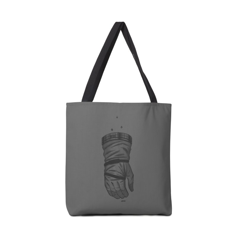Infinity Glove Accessories Bag by Chuck Pavoni