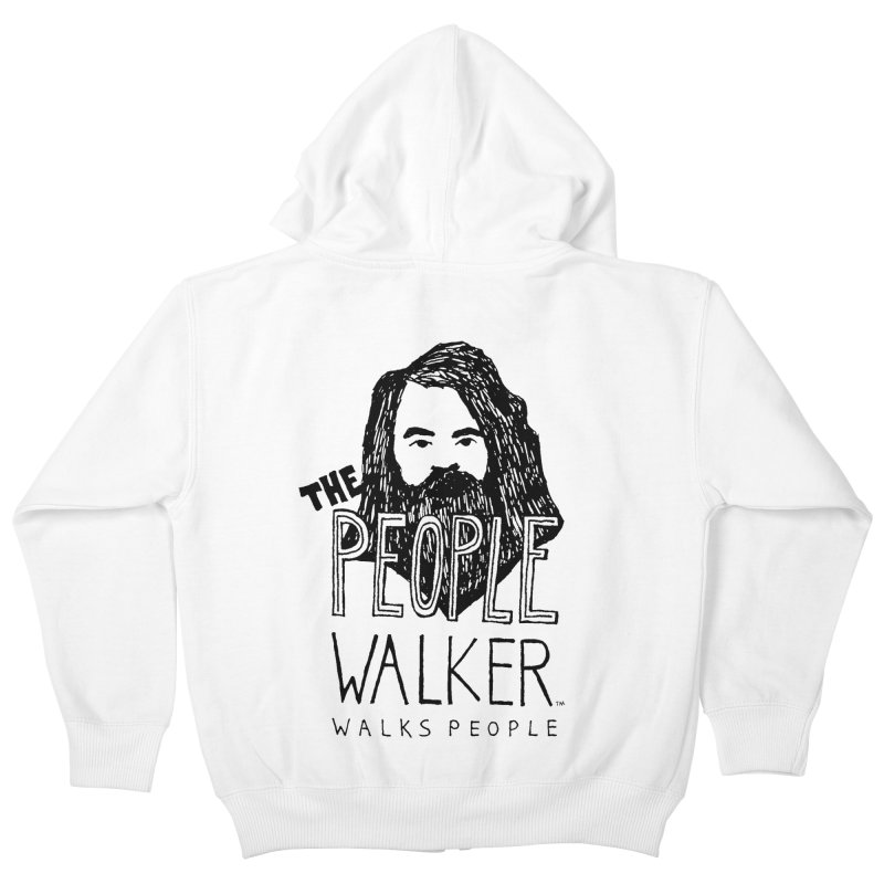 The People Walker™   by Chuck McCarthy's Artist Shop