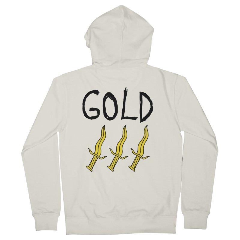 Gold Daggers   by Chuck McCarthy's Artist Shop