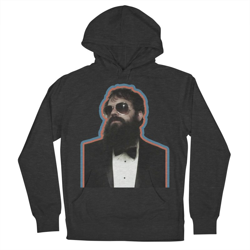 Chuck Tux Men's Pullover Hoody by Chuck McCarthy's Artist Shop