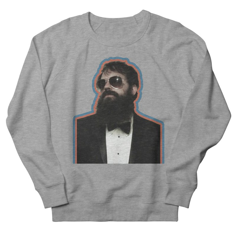 Chuck Tux Men's Sweatshirt by Chuck McCarthy's Artist Shop