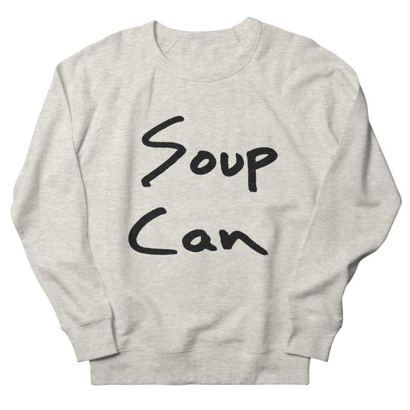 Soup Can Men's Sweatshirt by Chuck McCarthy's Artist Shop