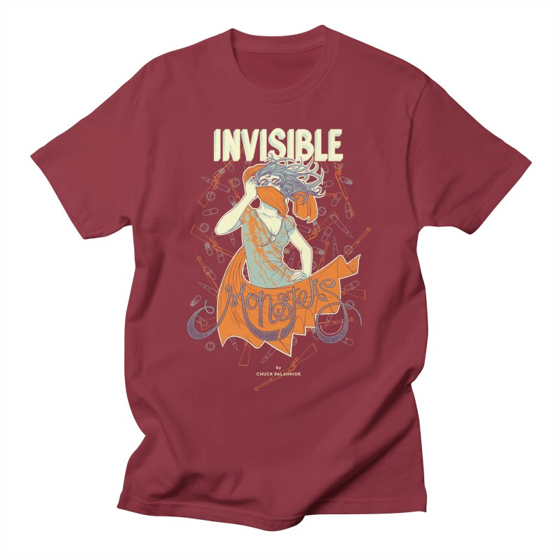 Invisible Monsters Men's T-Shirt by The Official ChuckPalahniuk.net Shop