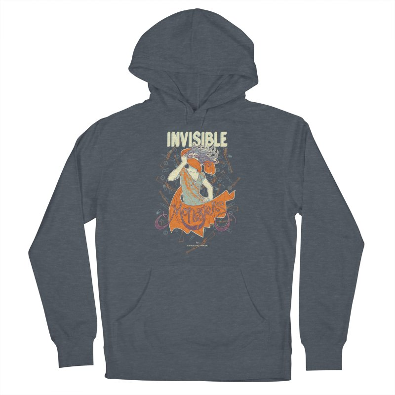 Invisible Monsters Men's French Terry Pullover Hoody by The Official ChuckPalahniuk.net Shop