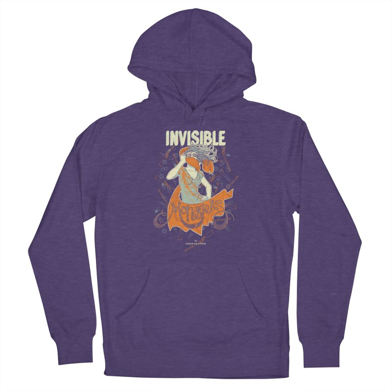 Invisible Monsters Women's French Terry Pullover Hoody by The Official ChuckPalahniuk.net Shop