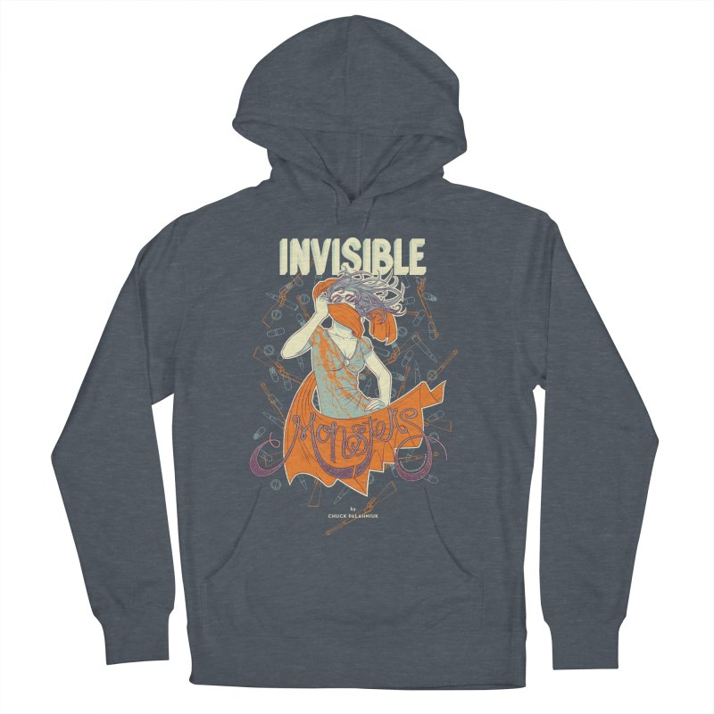 Invisible Monsters Women's Pullover Hoody by The Official ChuckPalahniuk.net Shop