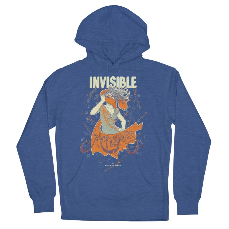 Invisible Monsters Men's Pullover Hoody by The Official ChuckPalahniuk.net Shop
