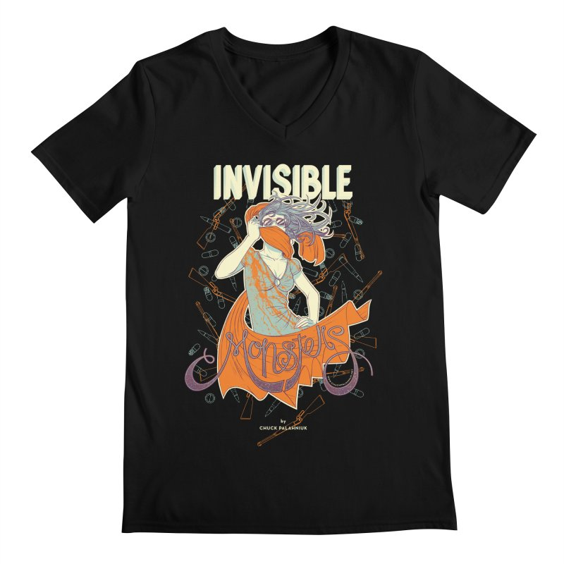 Invisible Monsters Men's by The Official ChuckPalahniuk.net Shop