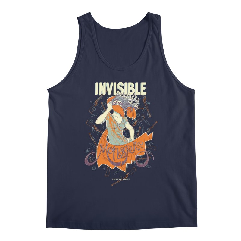 Invisible Monsters Men's Regular Tank by The Official ChuckPalahniuk.net Shop