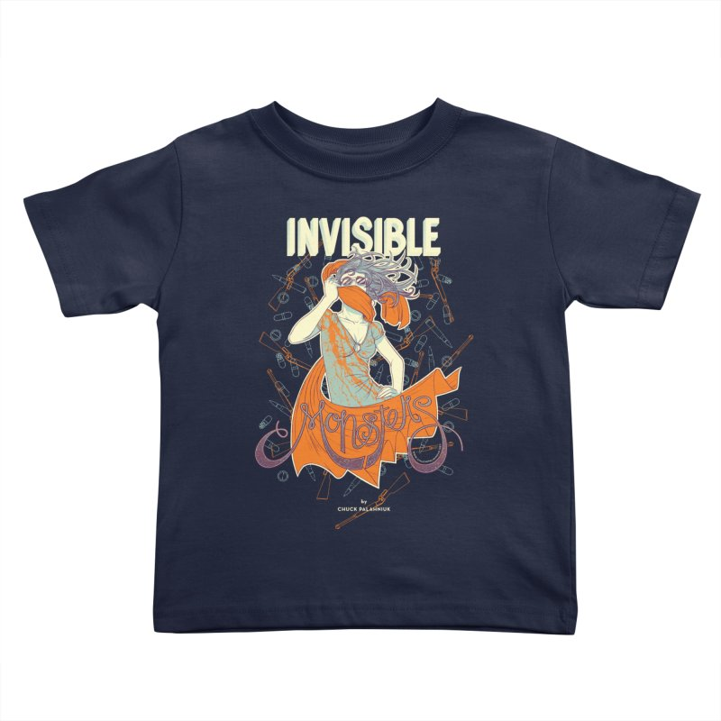 Invisible Monsters Kids by The Official ChuckPalahniuk.net Shop