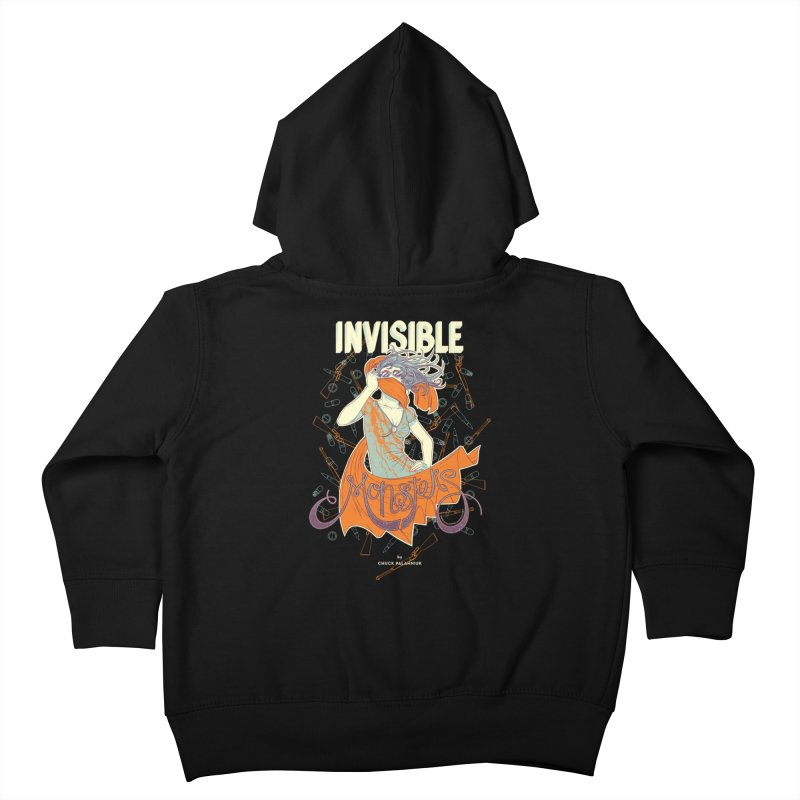 Invisible Monsters Kids Toddler Zip-Up Hoody by The Official ChuckPalahniuk.net Shop