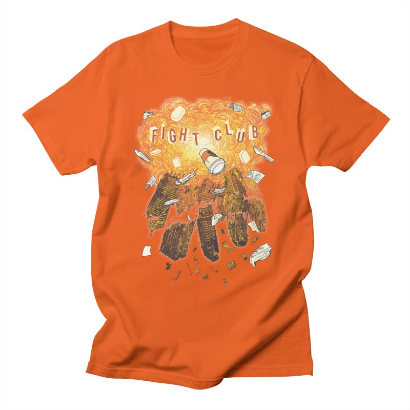 Fight Club Men's T-Shirt by The Official ChuckPalahniuk.net Shop