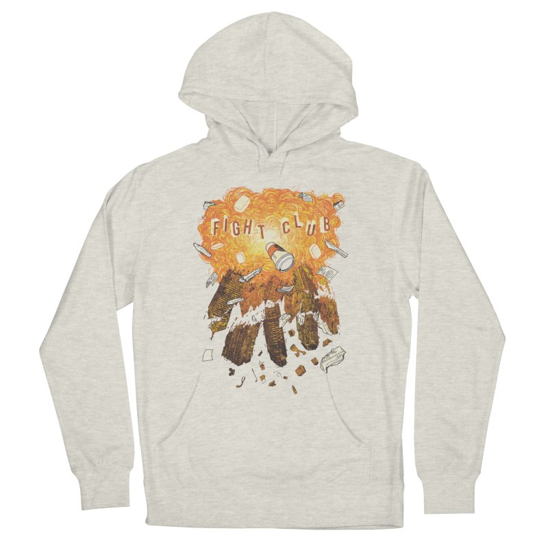 Fight Club Men's Pullover Hoody by The Official ChuckPalahniuk.net Shop