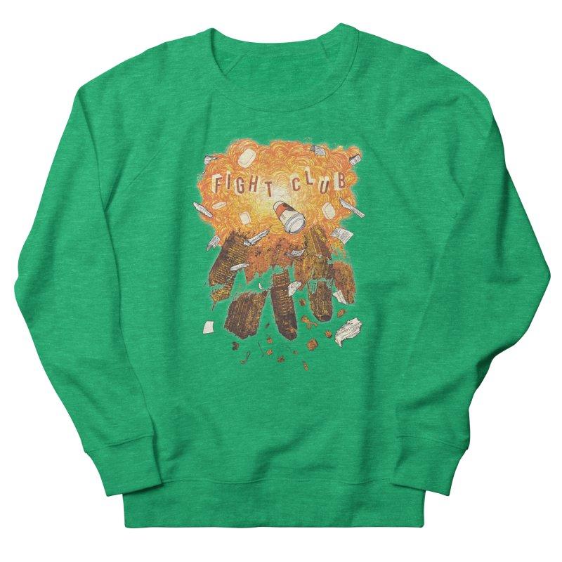 Fight Club Women's Sweatshirt by The Official ChuckPalahniuk.net Shop