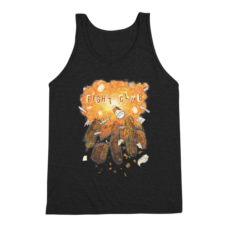 Fight Club Men's Tank by The Official ChuckPalahniuk.net Shop