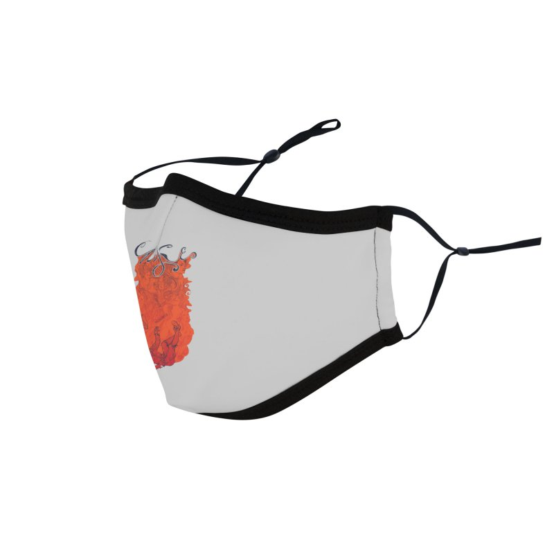 Choke Accessories Face Mask by The Official ChuckPalahniuk.net Shop