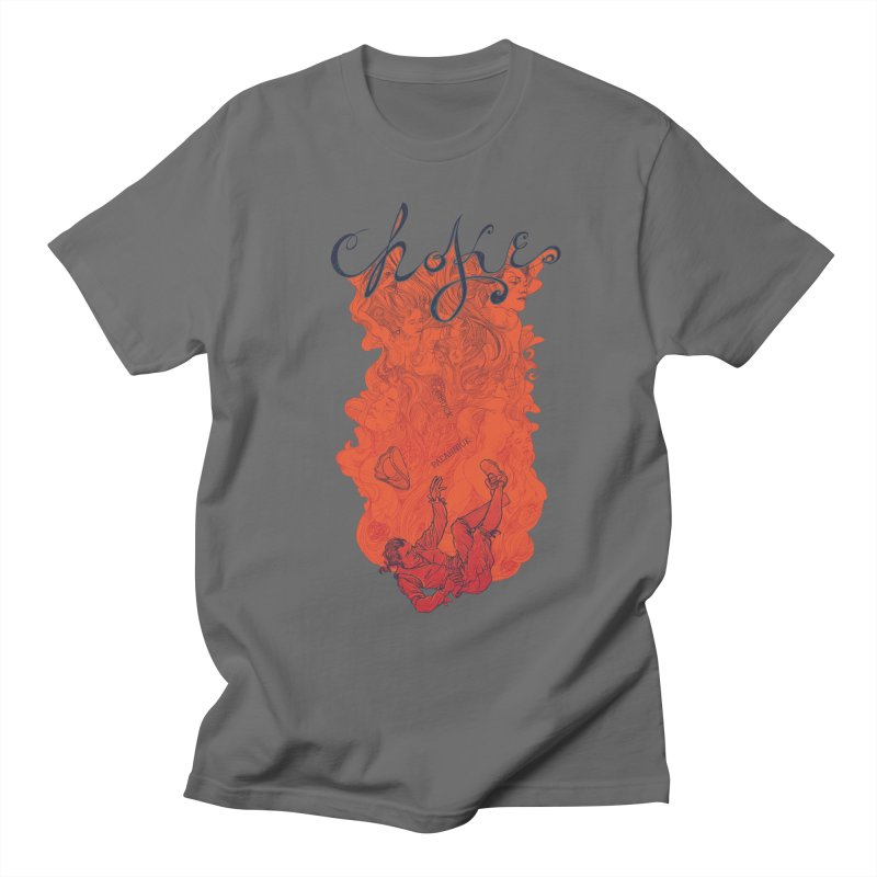 Choke Women's T-Shirt by The Official ChuckPalahniuk.net Shop