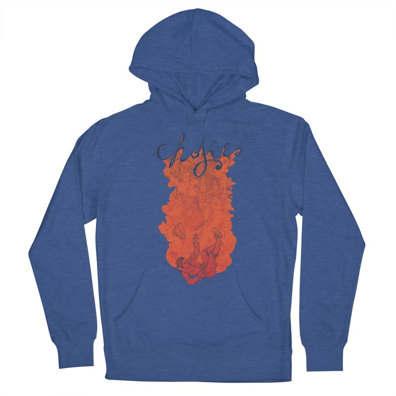 Choke Men's Pullover Hoody by The Official ChuckPalahniuk.net Shop
