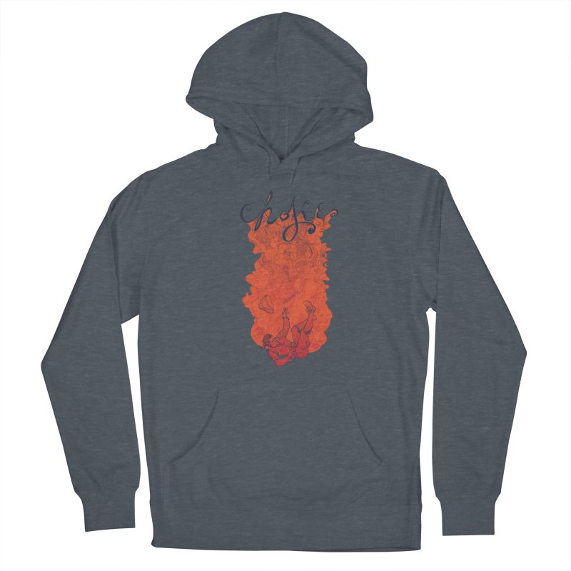 Choke Women's French Terry Pullover Hoody by The Official ChuckPalahniuk.net Shop