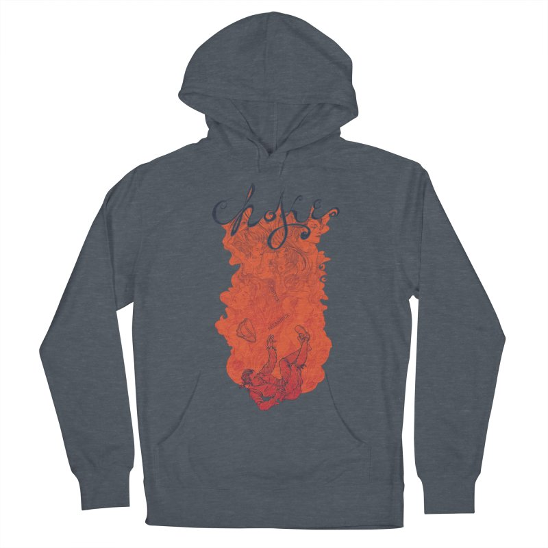 Choke Men's French Terry Pullover Hoody by The Official ChuckPalahniuk.net Shop