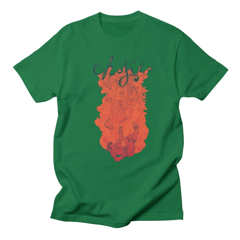 Choke Women's Unisex T-Shirt by The Official ChuckPalahniuk.net Shop
