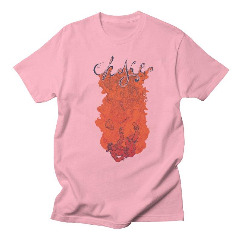 Choke Women's Regular Unisex T-Shirt by The Official ChuckPalahniuk.net Shop