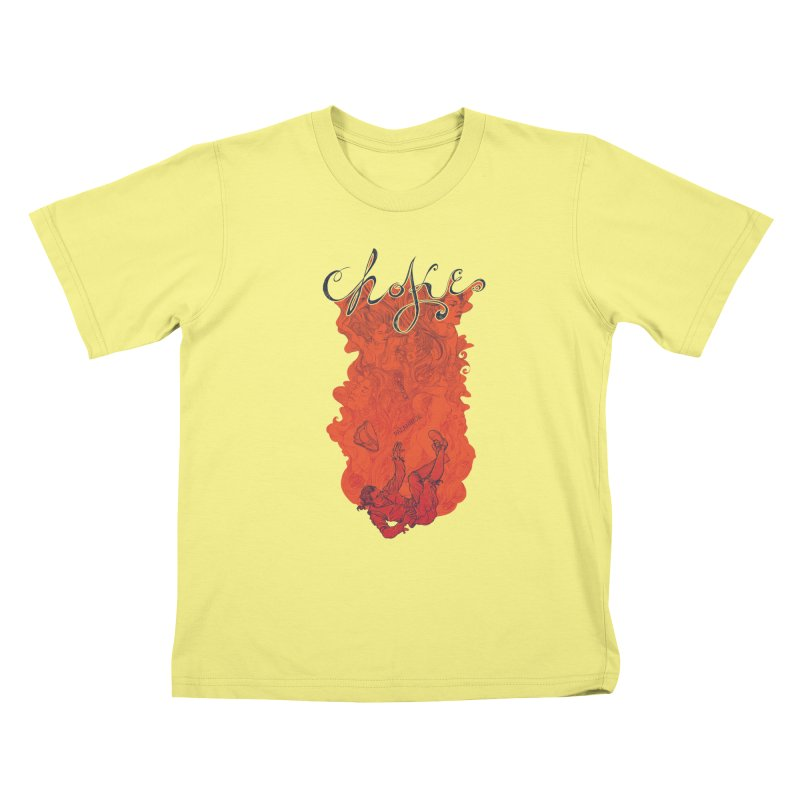Choke Kids by The Official ChuckPalahniuk.net Shop