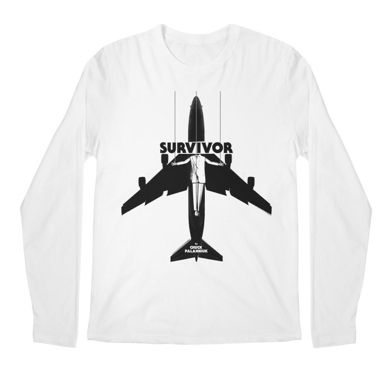 Survivor Men's Regular Longsleeve T-Shirt by The Official ChuckPalahniuk.net Shop