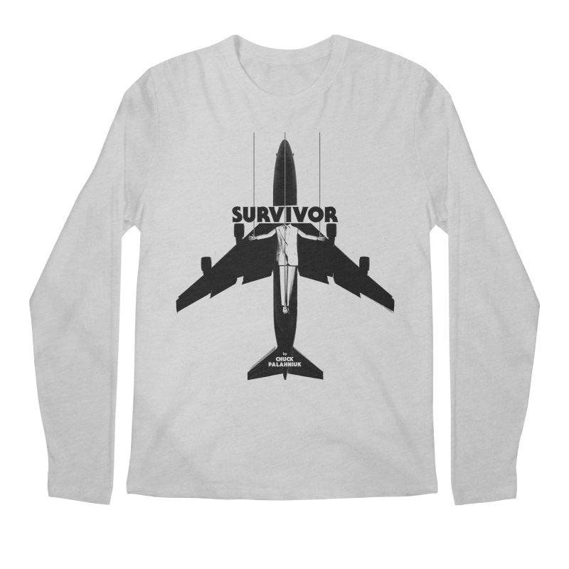 Survivor Men's Longsleeve T-Shirt by The Official ChuckPalahniuk.net Shop