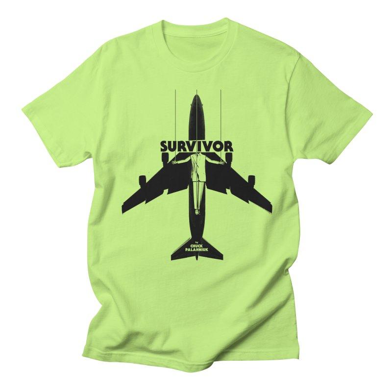 Survivor Women's Unisex T-Shirt by The Official ChuckPalahniuk.net Shop