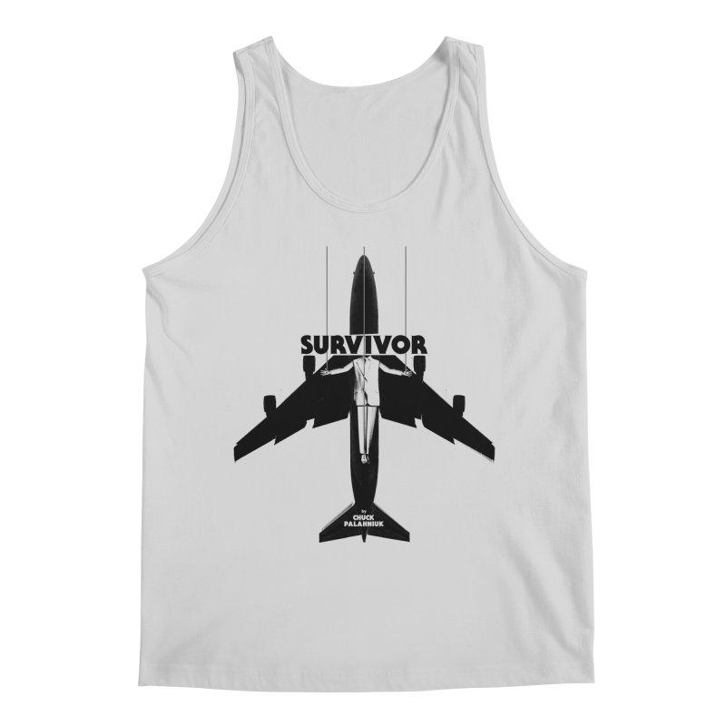 Survivor Men's Regular Tank by The Official ChuckPalahniuk.net Shop