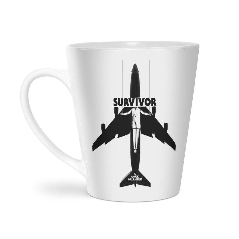 Survivor Accessories Mug by The Official ChuckPalahniuk.net Shop