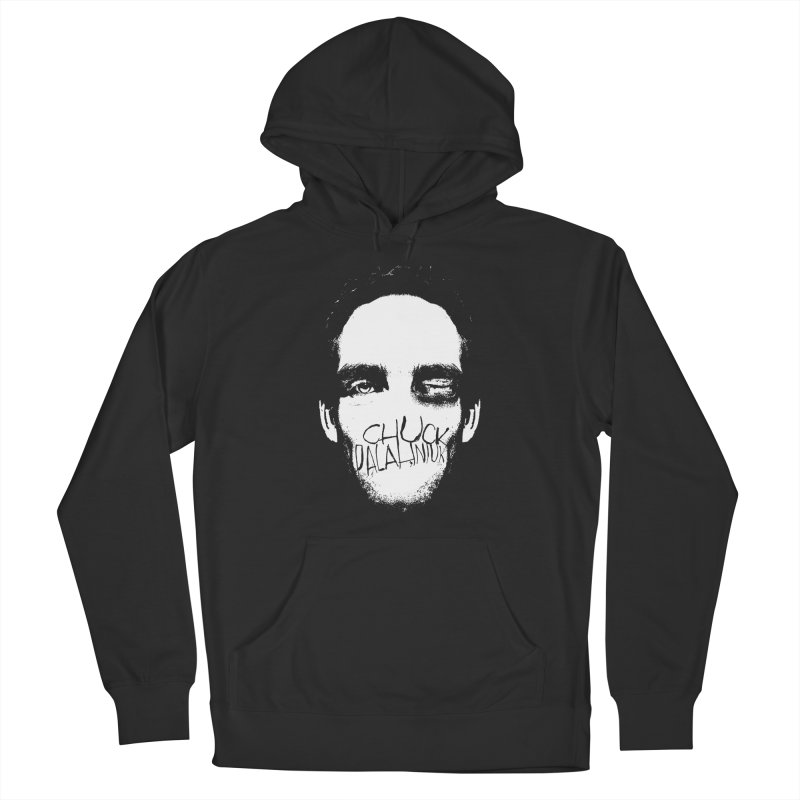 Bruiser Men's French Terry Pullover Hoody by The Official ChuckPalahniuk.net Shop