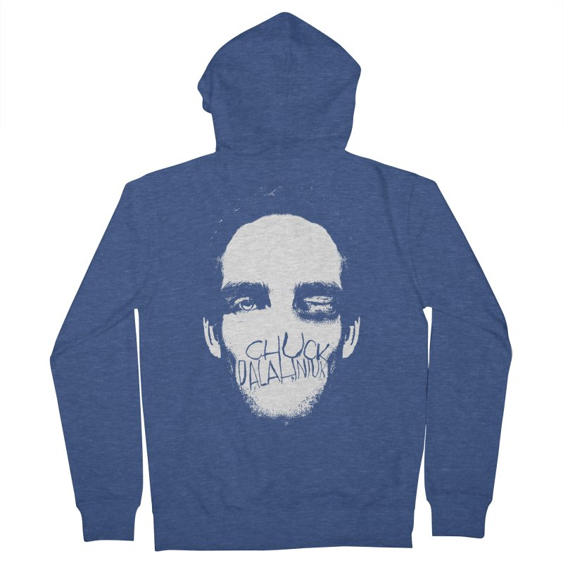 Bruiser Women's Zip-Up Hoody by The Official ChuckPalahniuk.net Shop